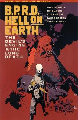 B.P.R.D. Hell on Earth #4