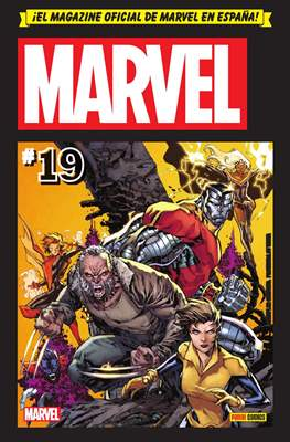 Marvel Age (2016-) (Grapa) #19