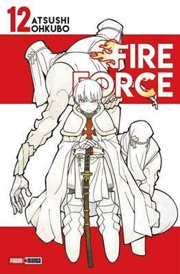 Fire Force (Rústica) #12