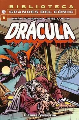 Biblioteca Grandes del Cómic: Drácula (2002-2004) #6