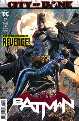 Batman Vol. 3 (2016-) (Comic-book) #78