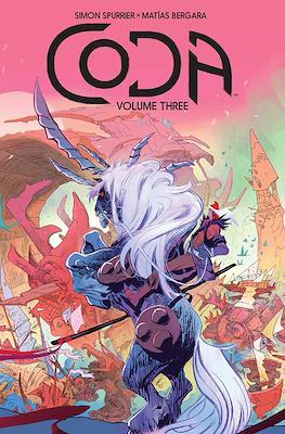 Coda (Softcover) #3