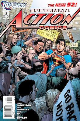 Action Comics Vol. 2 (2011-2016) #3