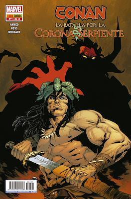 Conan: La batalla por la Corona Serpiente