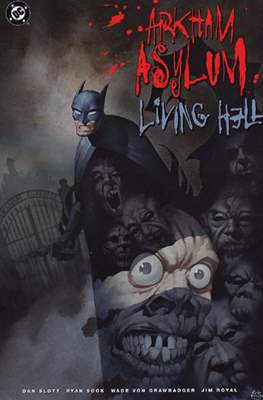 Arkham Asylum: Living Hell (Grapa) #1