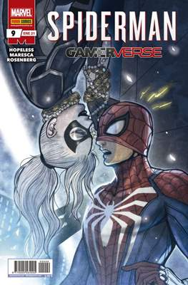 Spiderman: Gamerverse (2019-) #9