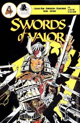 Swords of Valor (Comic Book) #3