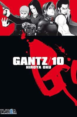 Gantz (Rústica) #10