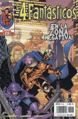 Los 4 Fantásticos Vol. 3 (1998-2001). Heroes Return (Grapa 24-48 pp) #17