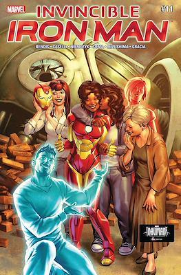 Invincible Iron Man Vol. 4 (Comic Book) #11