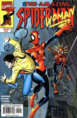 The Amazing Spider-Man Vol. 2 (1999-2014) (Comic-Book) #5