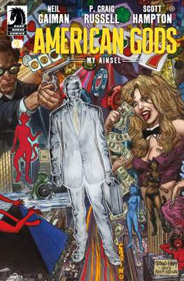 American Gods: My Ainsel (Comic Book) #3