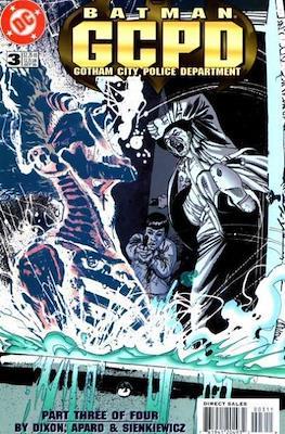 Batman: GCPD (Grapa) #3