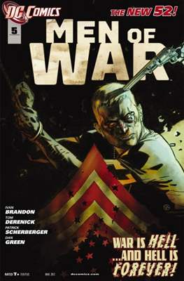 Men of War vol. 2 (2011-2012) (Digital) #5