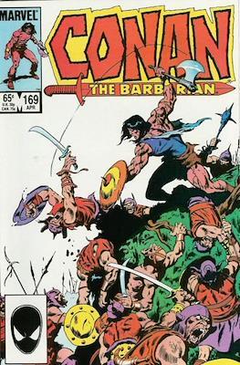 Conan The Barbarian (1970-1993) (Comic Book 32 pp) #169