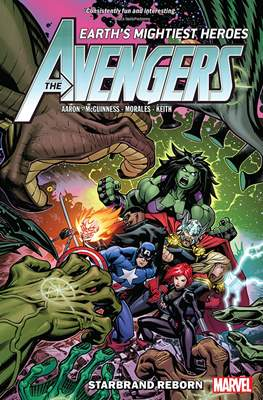 The Avengers Vol. 8 (2018-) (Softcover) #6