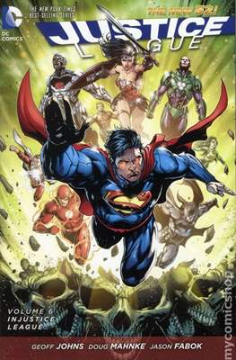 Justice League (2011-2016) (Hardcover) #6