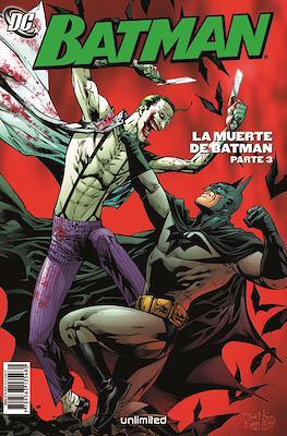 La muerte de Batman (Rústica) #3