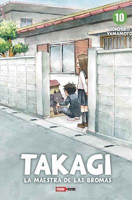 Takagi: La maestra de las bromas #10