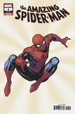 The Amazing Spider-Man Vol. 5 (2018- Variant Cover)