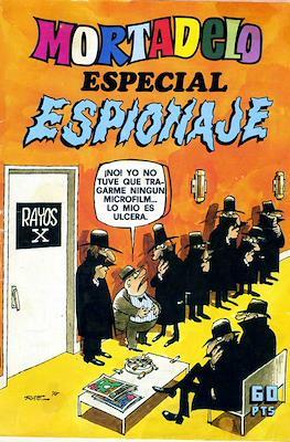 Mortadelo Especial / Mortadelo Super Terror (Grapa 100 / 76 pp) #42