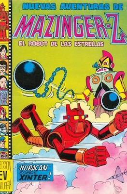 Nuevas aventuras de Mazinger-Z, el robot de las estrellas (Grapa) #1