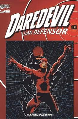 Coleccionable Daredevil / Dan Defensor #10