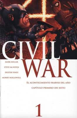 Civil War (2007) (Grapa) #1