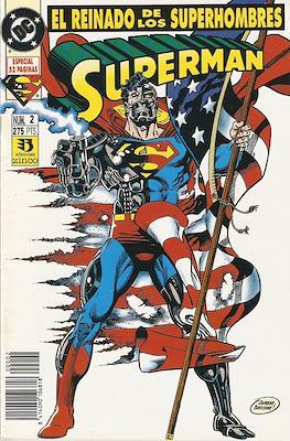 Superman (1993-1996) (Grapa 48-72 pp) #2