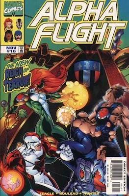 Alpha Flight Vol. 2 (1997-1999) (Comic Book) #16