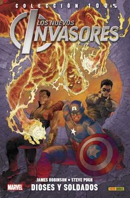 Los Nuevos Invasores. 100% Marvel (2014 - 2015) #1
