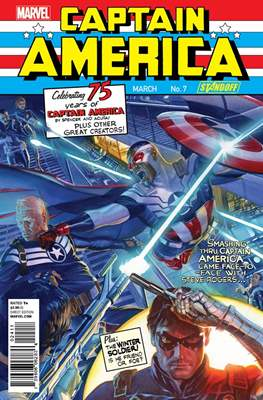 Captain America: Sam Wilson Vol 1 (Grapa) #7
