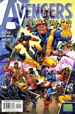 Avengers Forever (Comic Book) #12
