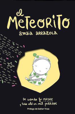 El meteorito: de cuando fui madre y todo voló en mil pedazos