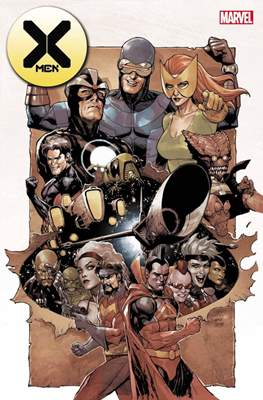 X-Men Omnibus by Jonathan Hickman