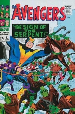 The Avengers Vol. 1 (1963-1996) (Grapa) #32