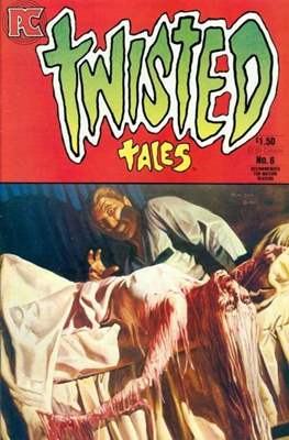 Twisted Tales (Comic Book) #6