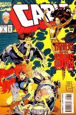 Cable Vol. 1 (1993-2002) #8