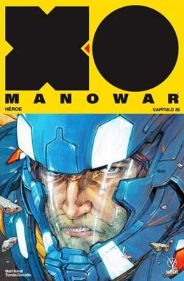 X-O Manowar (2017-) (Grapa) #25