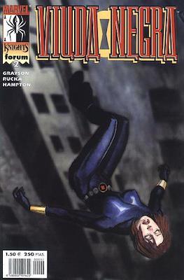 Viuda Negra Vol. 2 (2001-2002). Marvel Knights #2
