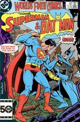World's Finest Comics (1941-1986) (Grapa) #320