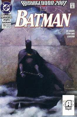 Batman Vol. 1 Annual (1961 - 2011) #15