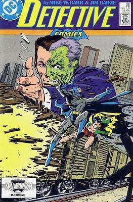 Detective Comics Vol. 1 (1937-2011; 2016-) (Comic Book) #580