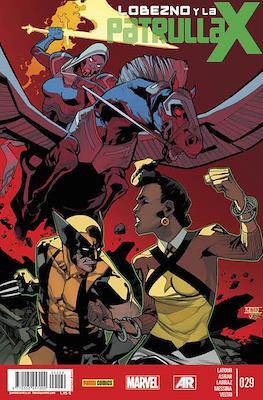 Lobezno y la Patrulla-X / Spiderman y La Patrulla-X (2012-2015) (Grapa.) #29