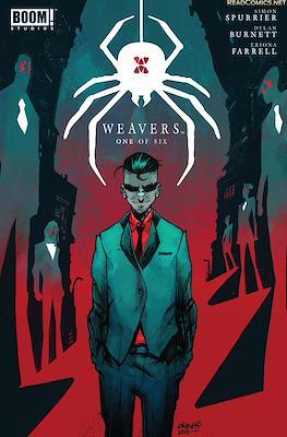 Weavers (comic-book) #1