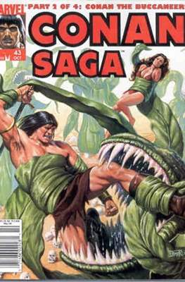 Conan Saga (Comic-book) #43