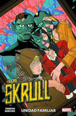Los Skrull - Unidad familiar (Rústica 112 pp) #