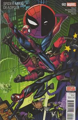 Spider-Man / Deadpool (Comic Book) #2