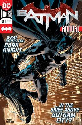 Batman Vol. 3 Annual (2017-) (Comic Book) #3