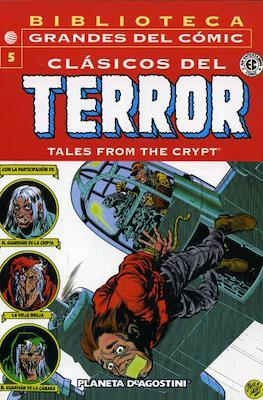 Clásicos del Terror. Biblioteca Grandes del Cómic (Rústica 160-176 páginas) #5